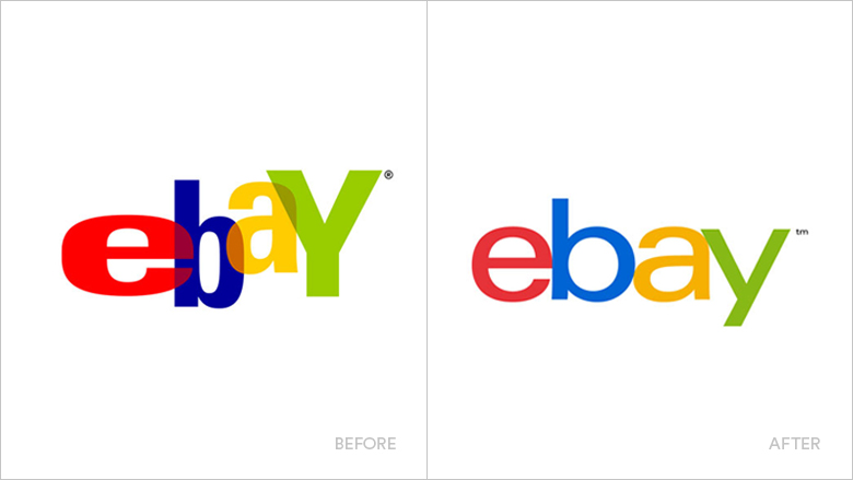 eBay Brand Refresh