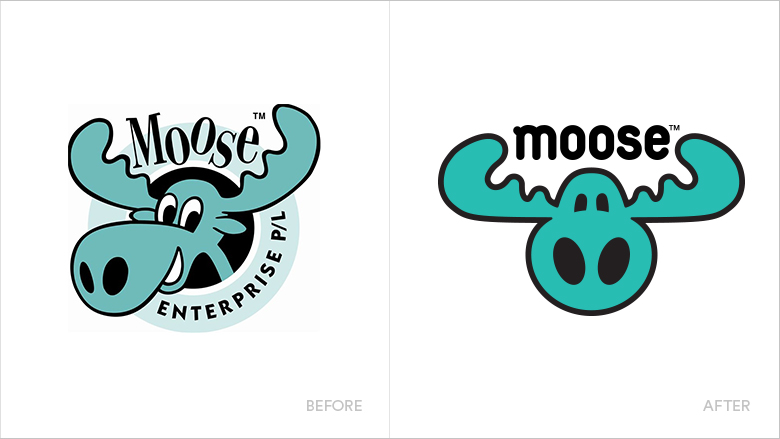 Moose Brand Refresh