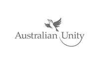 Australian Unity - Mono Brand Mark