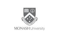 Monash University - Mono Brand Mark