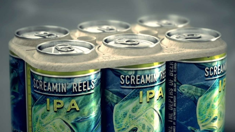 Screaming Reels IPA Product Packaging Design