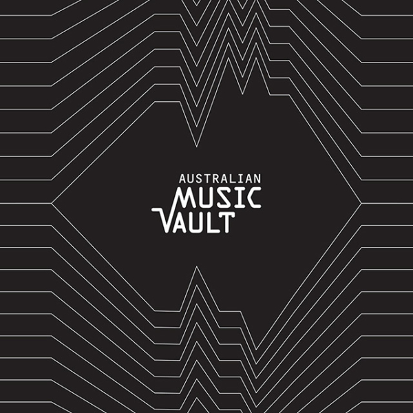 Australian Music Vault - Brand Visual Language