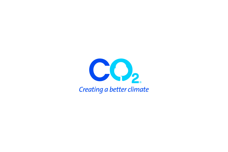 Brand Mark CO2 - Creating a Better Climate