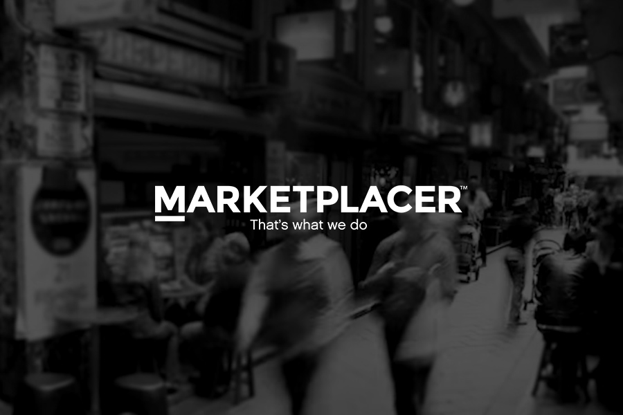 Marketplacer Brand Mark and Positioning line