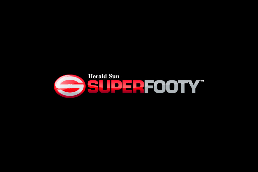 Herald Sun Super Footy Brand Mark