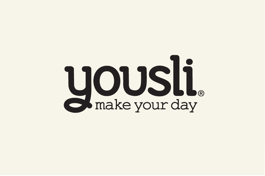 Yousli Brand Mark on light background