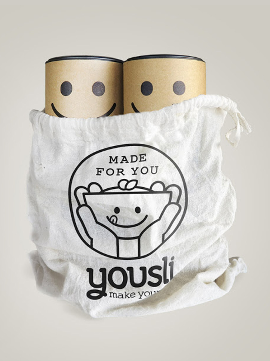 Yousli - Photography of Packaging Design