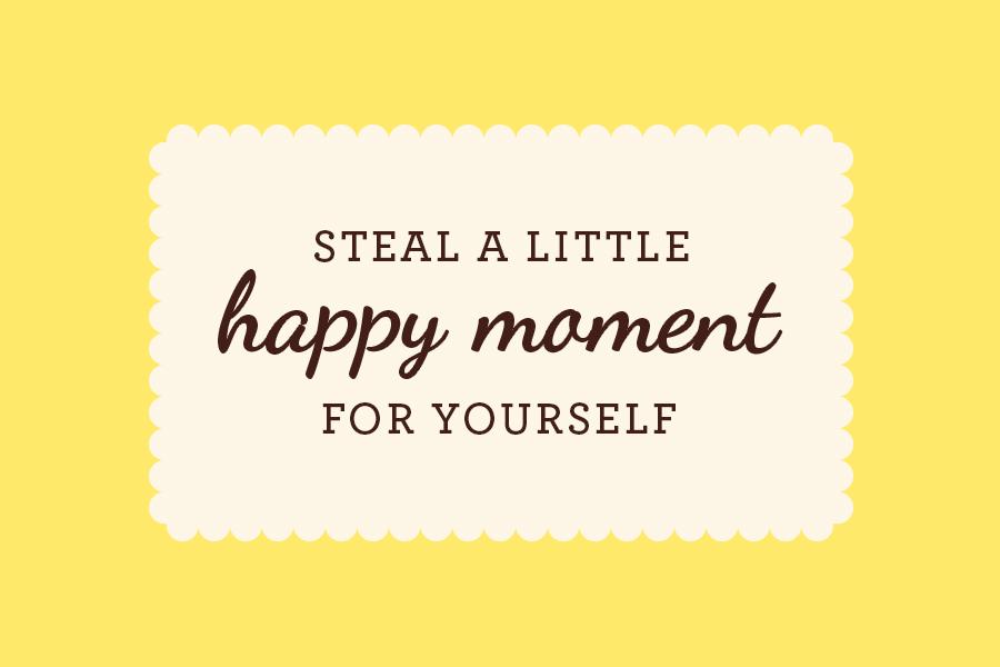 Eskal - lemon flavoured bites happy moment campaign