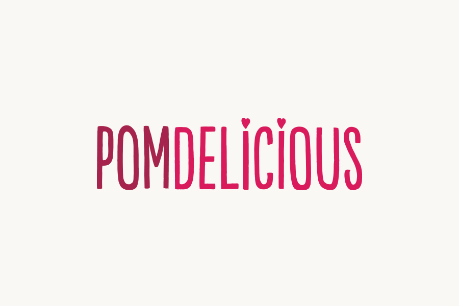 Eskal Brand Mark & Packaging - PomDelicious Logo