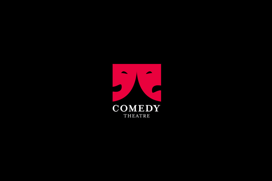 Comedy Theatre Brand Mark