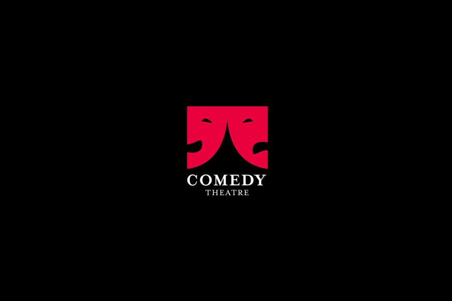 Comedy Theatre Brand Mark