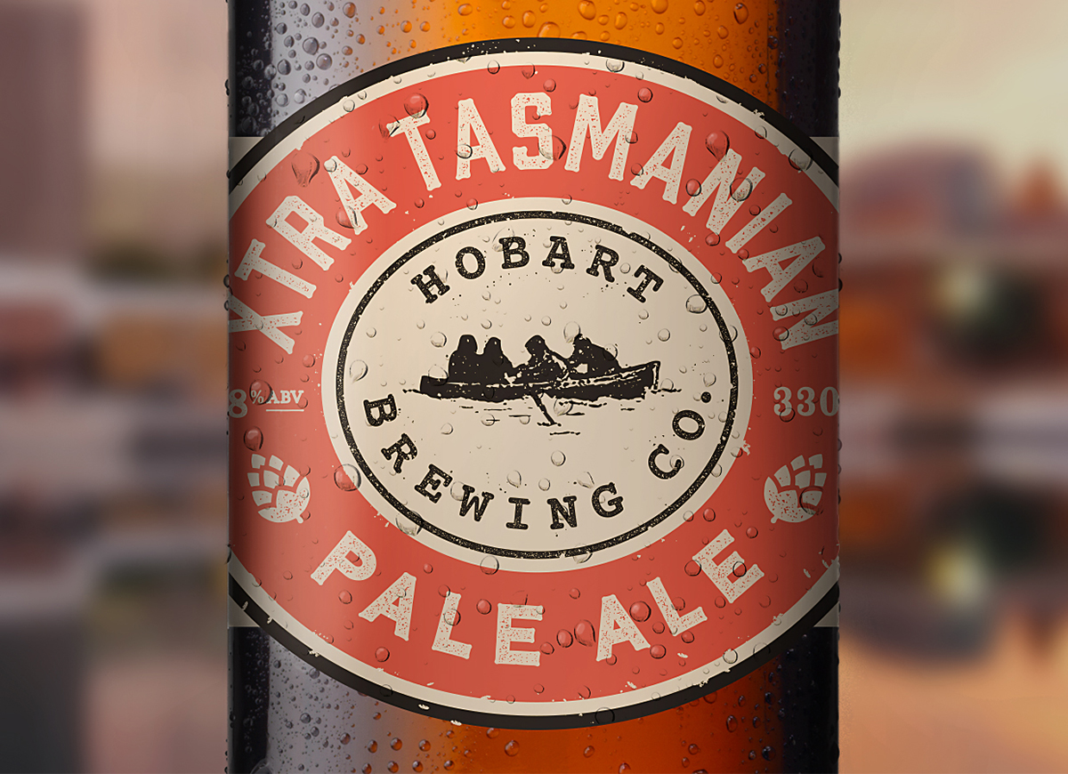 Hobart Brewing - New packaging work for blog