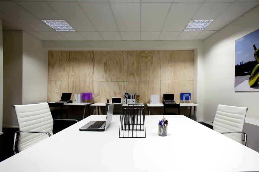 Brands to life - shared office space for rent