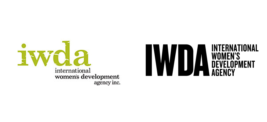 IWDA Brand Mark Before and After