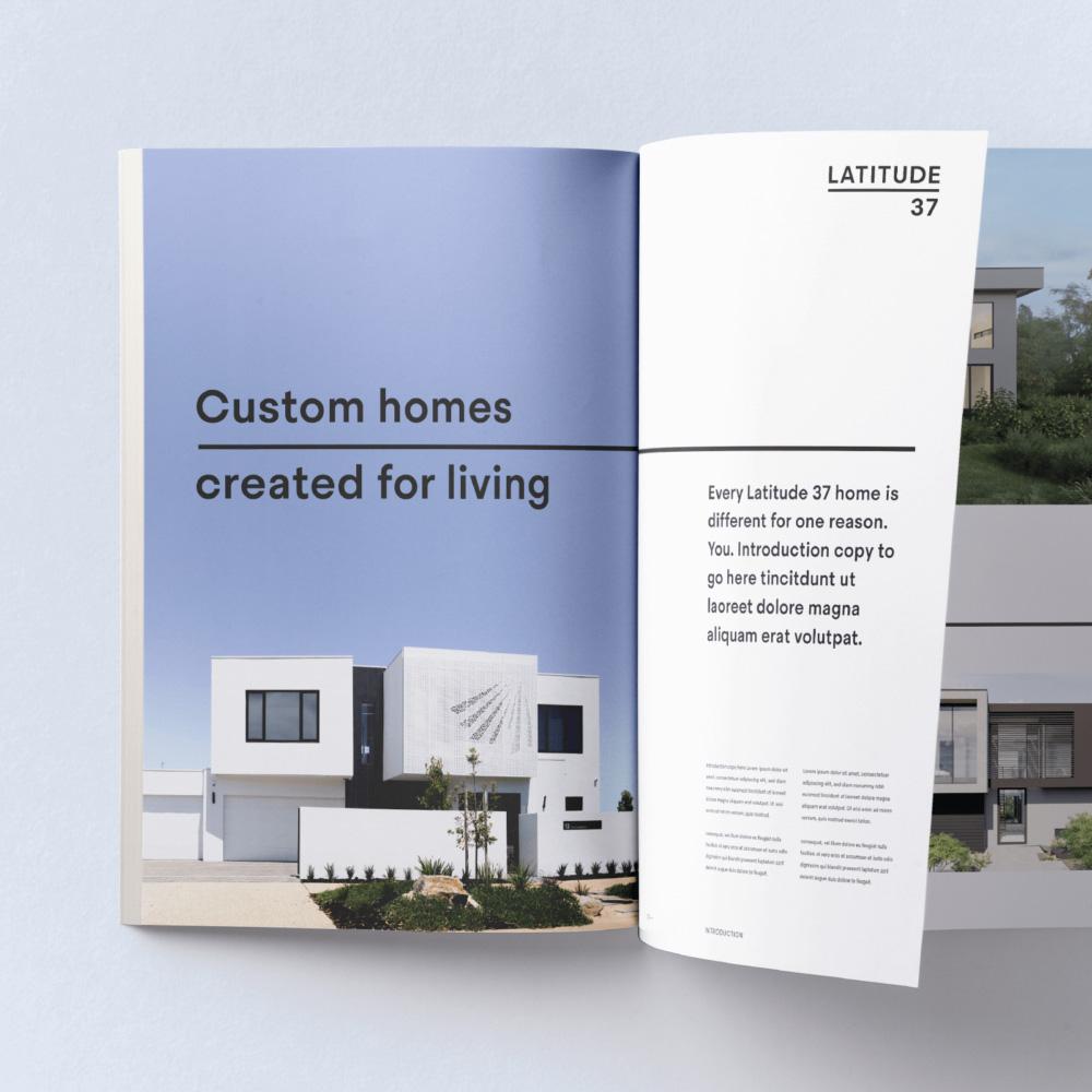 Latitude37 - Brochure spread