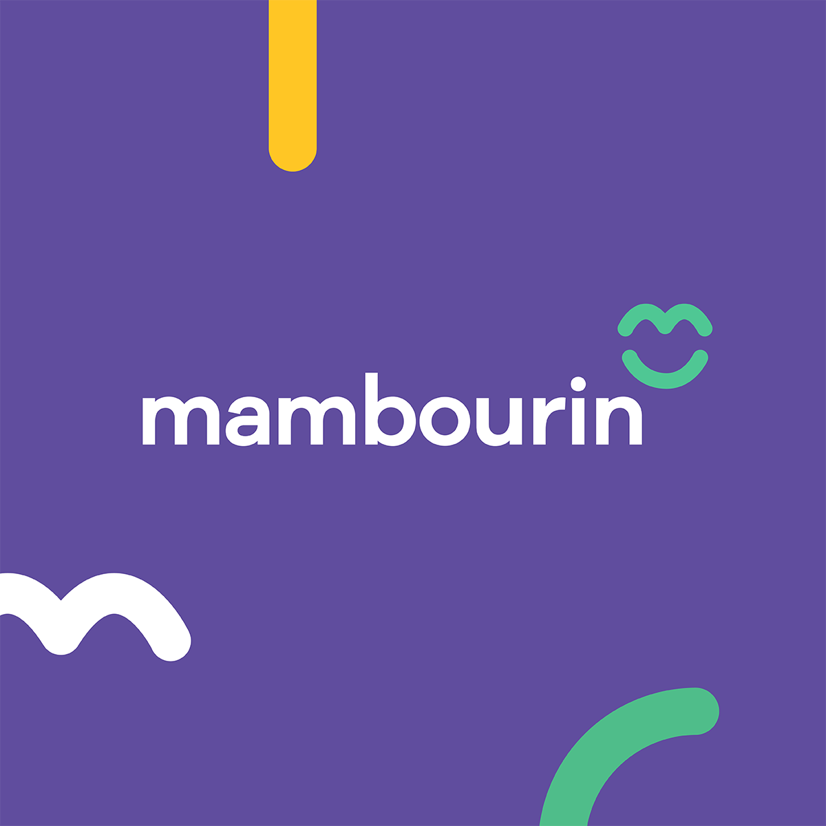 Mambourin - New Brand Mark for 2018 Rebrand