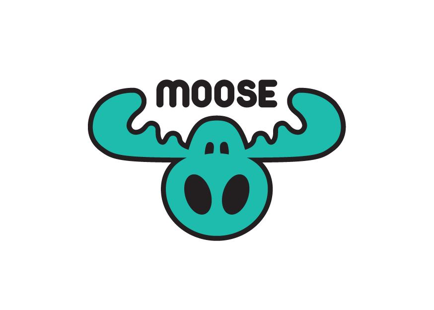 Moose Toys - New Brand Mark on white background from Branding Agency Brands to life