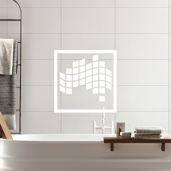 national tiles icon work tile