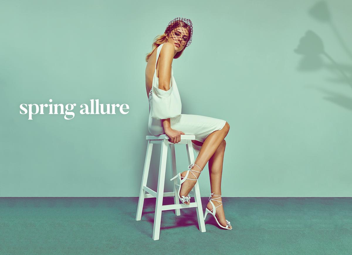 Wittner Spring Allure - Advertising Creative for blog
