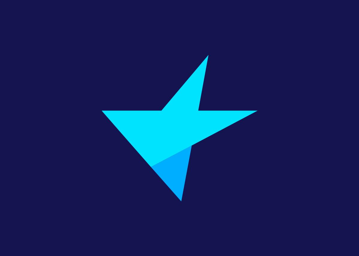 Star Brand Mark for new work STG blog
