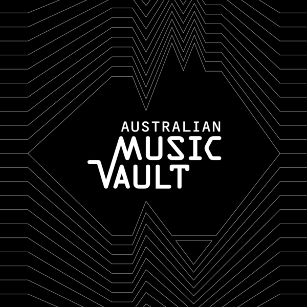 Rebranding the Australian Music Vault with new Identity and Brand Strategy, plus Advertising