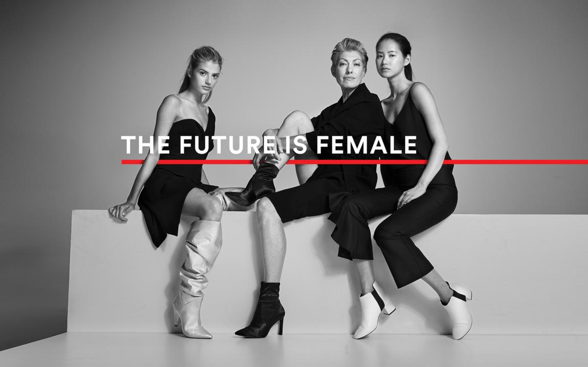 The future is female wittner key brand image 3 women
