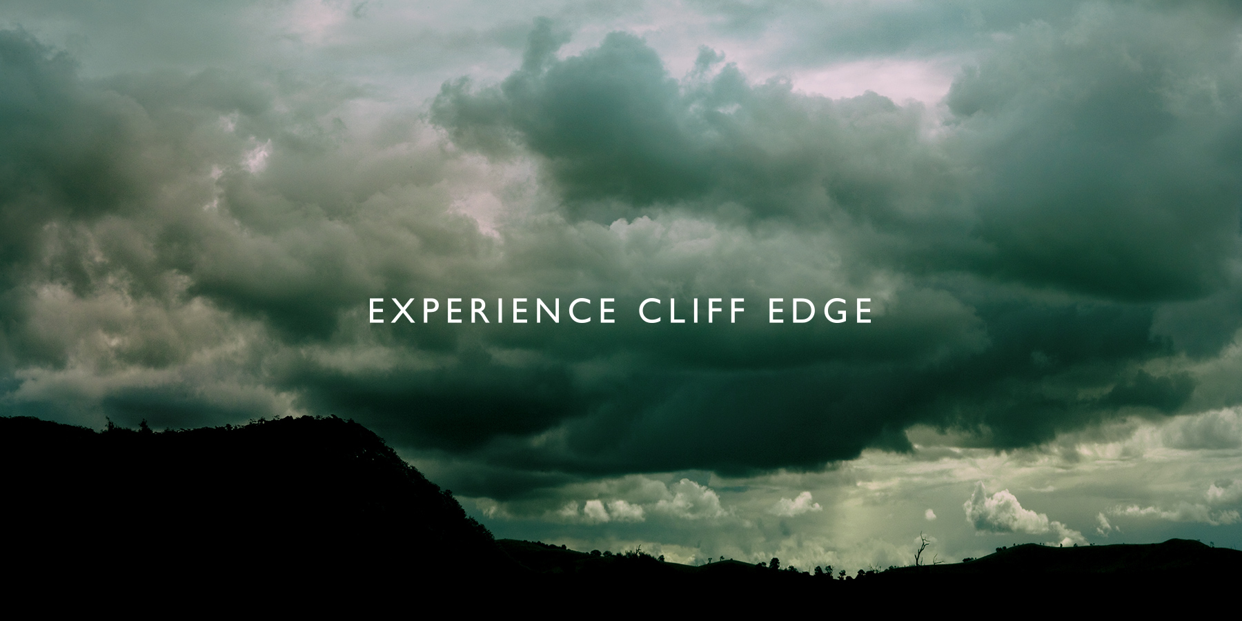Mount Langi Chiran - Experience the Cliff Edge Advertising Campaign