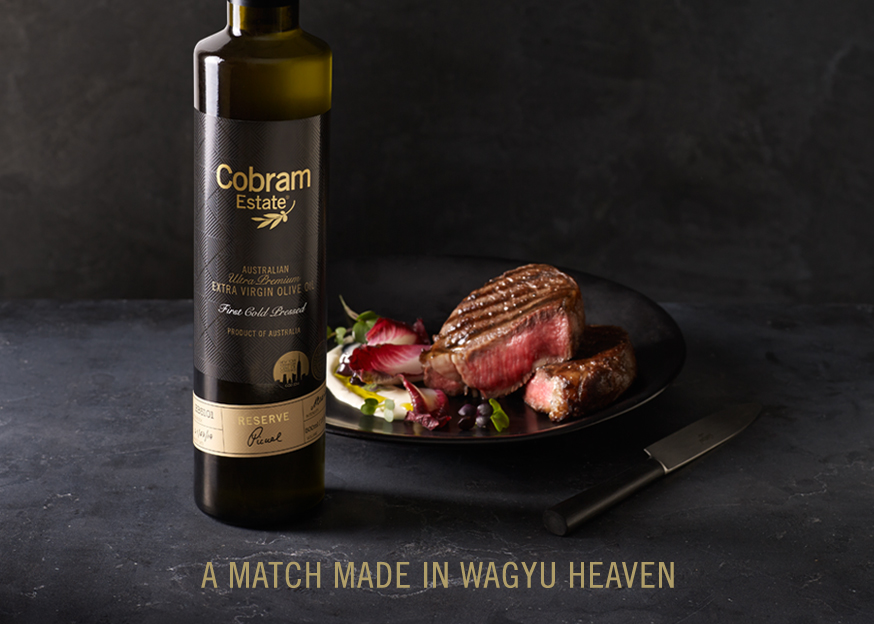 bram Estate - Advertising Campaign premium packaging wagyu