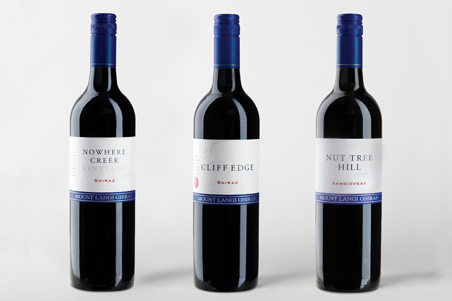 Mount Langi Chiran - Wine Packaging Design by Brands to life