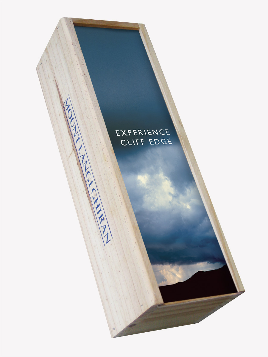 Mount Langi Ghiran - Wine Packaging Case Design