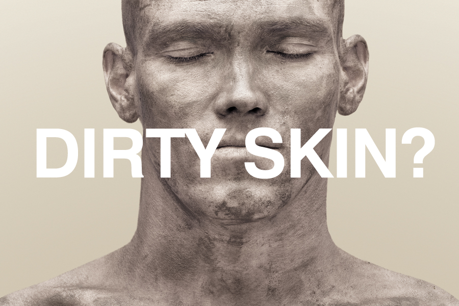 Michael Klim - Dirty Dry Skin