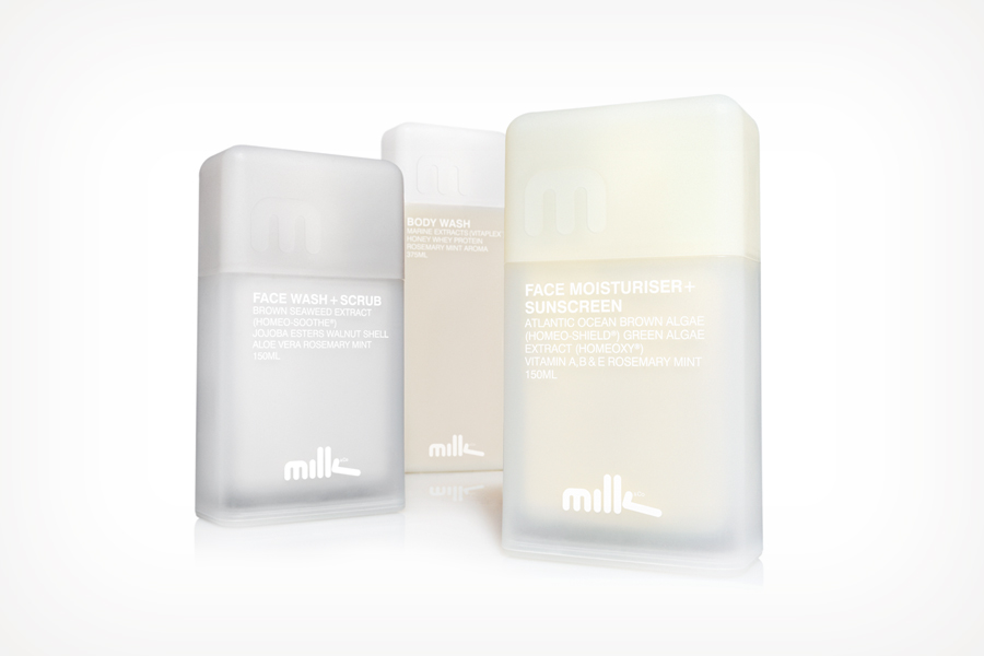 Michael Klim - Orignal Milk Packaging by Brands to life agency