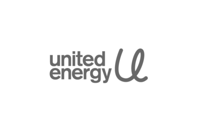 United Energy - mono brand mark