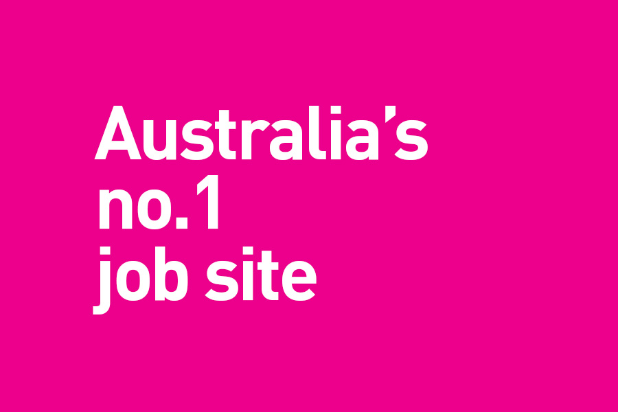 SEEK Australia's no.1 job site