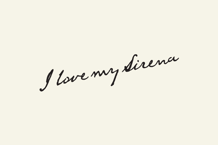 Sirena Branding - I Love My Sirena Positioning Statement