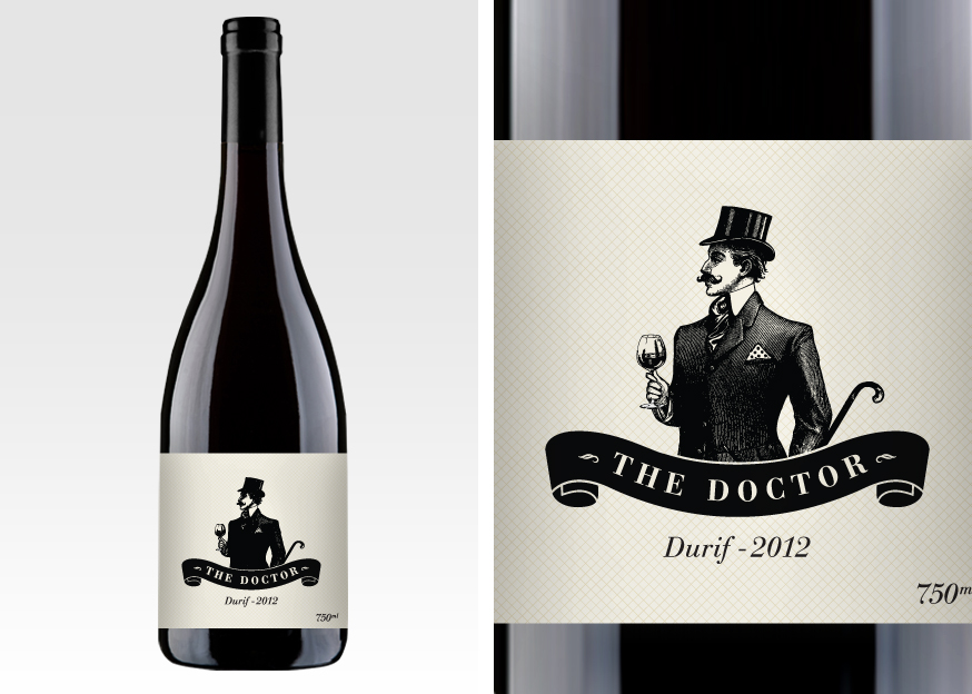 All Saints - New Packaging for The Doctor Durif