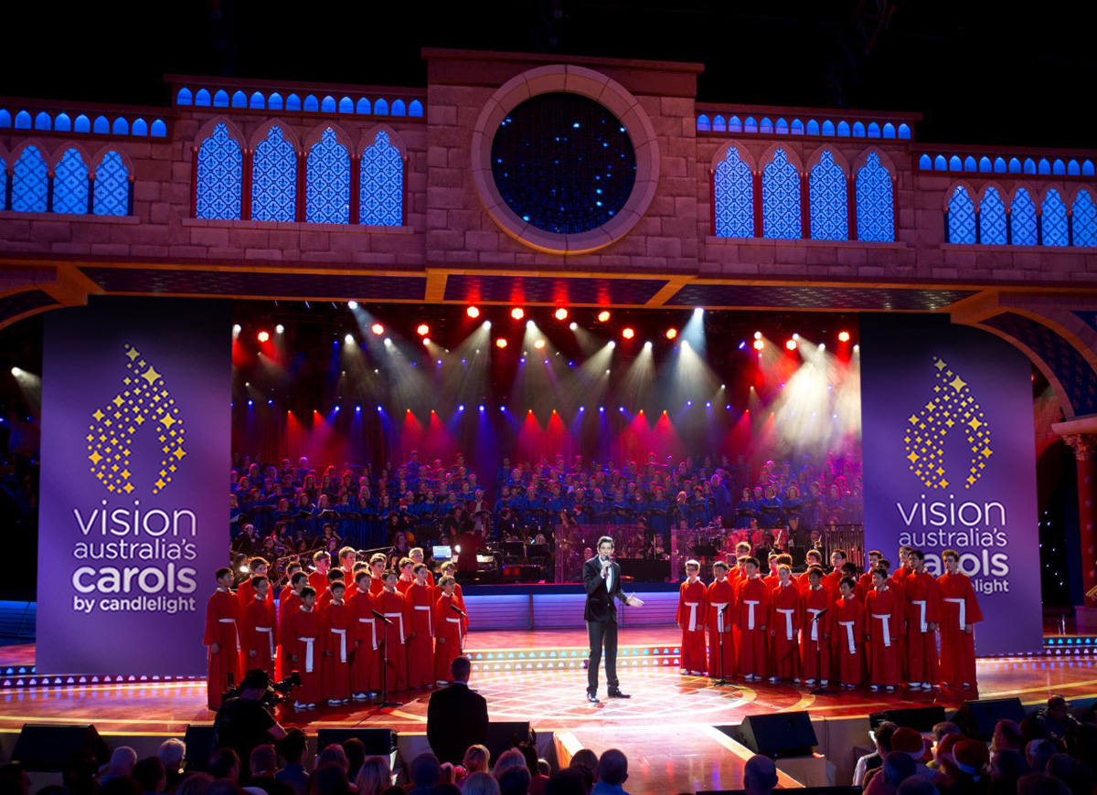 vision australias carols by candlelight 2015