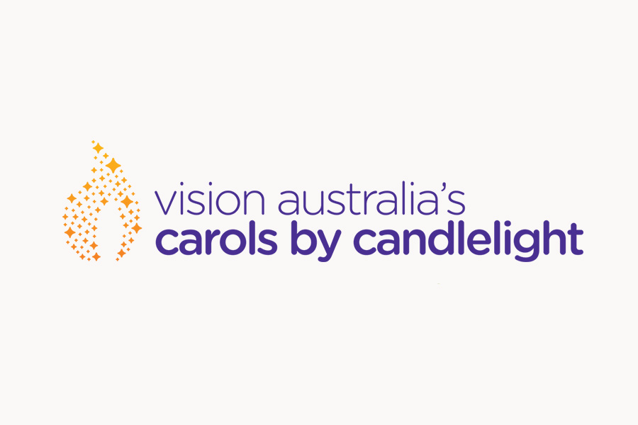Vision Australia's Carols by Candlelight