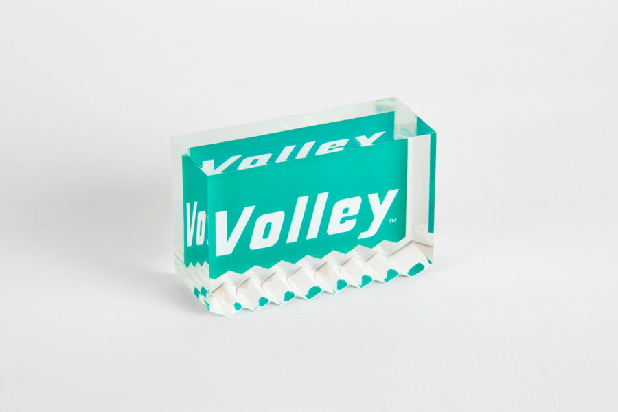 Volley Clear Photo Block