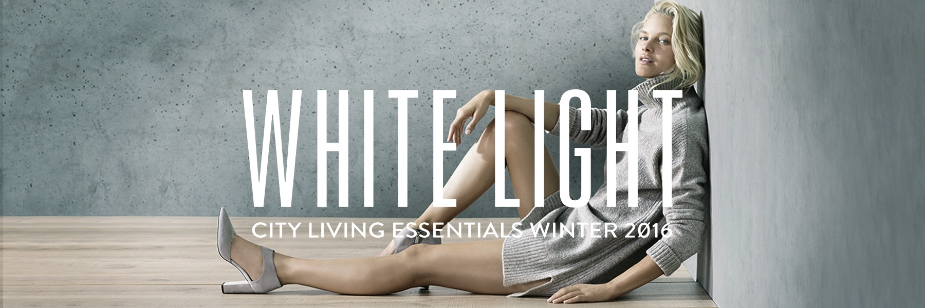 Wittner Winter 2016 Advertising Campaign - White light positioning